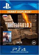 ESD SK PS4 - Battlefield 1 Battlepacks x 10 (Kód na stiahnutie) PS4