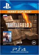 ESD SK PS4 - Battlefield 1 Battlepacks x 20 (Kód na stiahnutie)