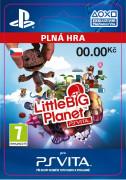ESD SK PS Vita - LittleBigPlanet PlayStation Vita Marvel Super Hero Edition (Kód na stiahnutie)