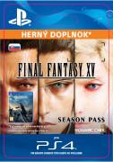 ESD SK PS4 - FINAL FANTASY XV Season Pass (Kód na stiahnutie)