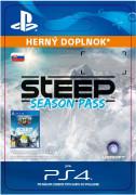 ESD SK PS4 - STEEP SEASON PASS (Kód na stiahnutie)