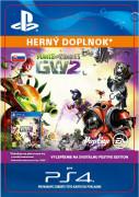 ESD SK PS4 - Plants vs. Zombies GW2 - Festive Edition Upgrade (Kód na stiahnutie)