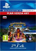 ESD SK PS4 - Werewolves Within (Kód na stiahnutie)