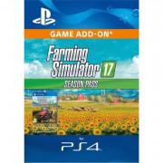 ESD SK PS4 - Farming Simulator 17 - Season Pass (Kód na stiahnutie) PS4