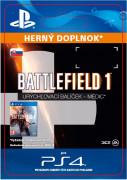 ESD SK PS4 - Battlefield 1 Shortcut Kit: Medic Bundle (Kód na stiahnutie)