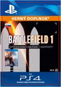 ESD SK PS4 - Battlefield 1 Shortcut Kit: Support Bundle (Kód na stiahnutie) PS4