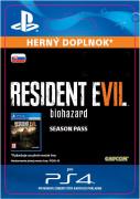 ESD SK PS4 - RESIDENT EVIL 7 biohazard Season Pass (Kód na stiahnutie)
