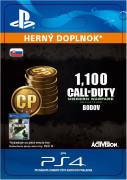 ESD SK PS4 - 1,100 Call of Duty: Modern Warfare Remastered (Kód na stiahnutie)