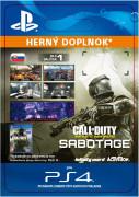 ESD SK PS4 - Call of Duty®: Infinite Warfare DLC 1: Sabotage (Kód na stiahnutie) PS4