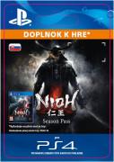ESD SK PS4 - Nioh Season Pass (Kód na stiahnutie)