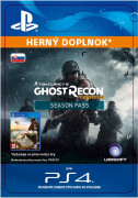 ESD SK PS4 - Tom Clancy's Ghost Recon Wildlands - Season Pass (Kód na stiahnutie)