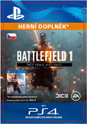 ESD SK PS4 - Battlefield 1 They Shall Not Pass (Kód na stiahnutie)