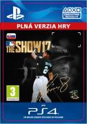 ESD SK PS4 - MLB The Show 17 [EU] (Kód na stiahnutie)