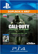 ESD SK PS4 - Call of Duty: MWR VARIETY MAP PACK (EFIGSP)) (Kód na stiahnutie)