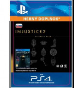 ESD SK PS4 - Injustice™ 2 Ultimate Pack (Kód na stiahnutie)