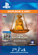 ESD SK PS4 - FOR HONOR™ 65 000 STEEL Credits Pack (Kód na stiahnutie)