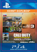 ESD SK PS4 - Call of Duty®: Infinite Warfare - DLC 3: Absolution (Kód na stiahnutie) PS4