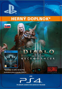 ESD SK PS4 - Diablo III: Rise of the Necromancer (Kód na stiahnutie) PS4