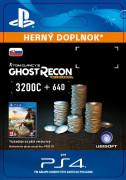 ESD SK PS4 - Medium Pack 3840 Credits (Kód na stiahnutie)
