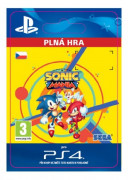 ESD SK PS4 - Sonic mania (Kód na stiahnutie)