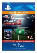 ESD SK PS4 - 5850 Madden NFL 18 Ultimate Team Points (Kód na stiahnutie)