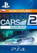 ESD SK PS4 - Project CARS 2 Season Pass (Kód na stiahnutie)