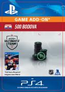 ESD SK PS4 - 500 NHL 18 Points Pack (Kód na stiahnutie)