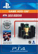 ESD SK PS4 - 5850 NHL 18 Points Pack (Kód na stiahnutie)