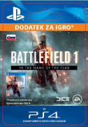 ESD SK PS4 - Battlefield™ 1 In the Name of the Tsar (Kód na stiahnutie) PS4