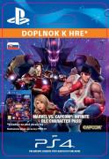 ESD SK PS4 - Marvel vs. Capcom: Infinite Character Pass (Kód na stiahnutie)