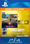 ESD SK PS4 - Call of Duty®: Infinite Warfare - DLC 4: Retribution (Kód na stiahnutie) PS4