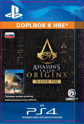 ESD SK PS4 - Assassin's Creed® Origins - Season Pass (Kód na stiahnutie)