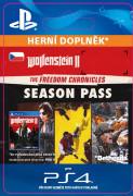 ESD SK PS4 - Wolfenstein® II: The Freedom Chronicles Season Pass (Kód na stiahnutie)