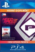 ESD SK PS4 - NFS Payback 1050 Speed Points (Av. 7.11.2017) (Kód na stiahnutie)