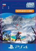 ESD SK PS4 - Horizon Zero Dawn™: The Frozen Wilds (Av. 7.11.2017) (Kód na stiahnutie)