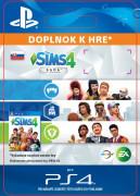 ESD SK PS4 - The Sims™ 4 Bundle (Kód na stiahnutie)