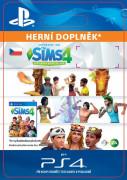 ESD SK PS4 - The Sims™ 4 Deluxe Party Ed. Upgrade (Kód na stiahnutie)