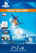ESD SK PS4 - Steep™ Road to the Olympics (Kód na stiahnutie)