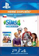 ESD SK PS4 - The Sims™ 4 Dine Out 9.1.2018 (Kód na stiahnutie)