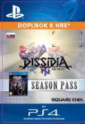 ESD SK PS4 - DISSIDIA® FINAL FANTASY® NT Season Pass (Kód na stiahnutie)