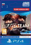 ESD SK PS4 - Bravo Team 7.3. (Kód na stiahnutie)
