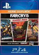 ESD SK PS4 - Far Cry 5 Season Pass 27.3. (Kód na stiahnutie)