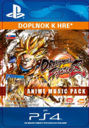 ESD SK PS4 - DRAGON BALL FIGHTERZ - Anime Music (Kód na stiahnutie)