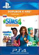 ESD SK PS4 - The Sims™ 4 Get to Work (Kód na stiahnutie) PS4
