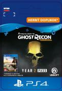 ESD SK PS4 - Tom Clancy's Ghost Recon® Wildlands Year 2 Pass (Kód na stiahnutie)