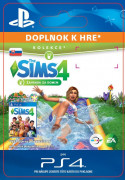ESD SK PS4 - The Sims™ 4 Backyard Stuff (Kód na stiahnutie)