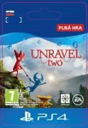 ESD SK PS4 - Unravel Two (Kód na stiahnutie)