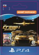 ESD SK PS4 - THE CREW® 2 - Season Pass (Kód na stiahnutie)