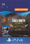 ESD SK PS4 - Call of Duty®: WWII - The United Front (Kód na stiahnutie)
