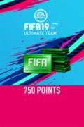 ESD SK PS4 - 750 FIFA 19 Points Pack (Kód na stiahnutie) PS4